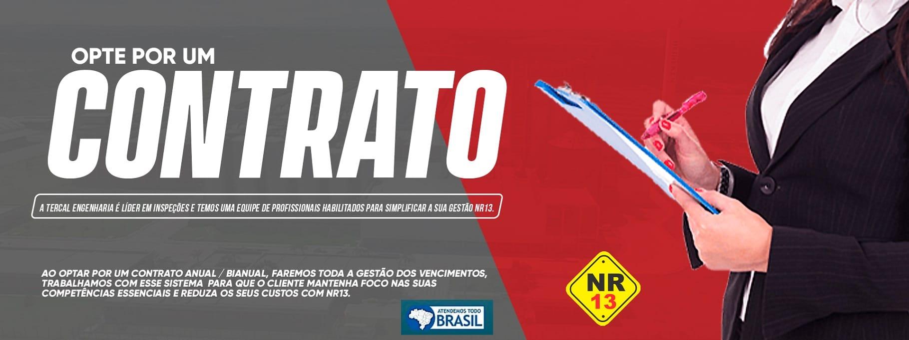 Contrato de inspeção NR13