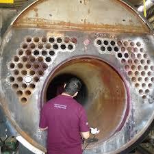 inspeção caldeira