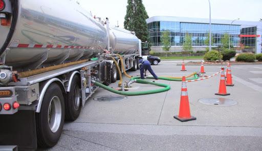 teste de estanqueidade em postos de combustível