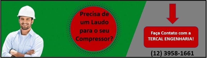 laudo tecnico compressor de ar