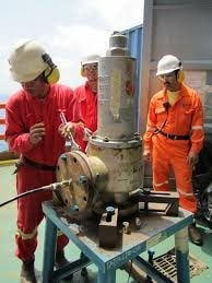 calibração de válvula de segurança
