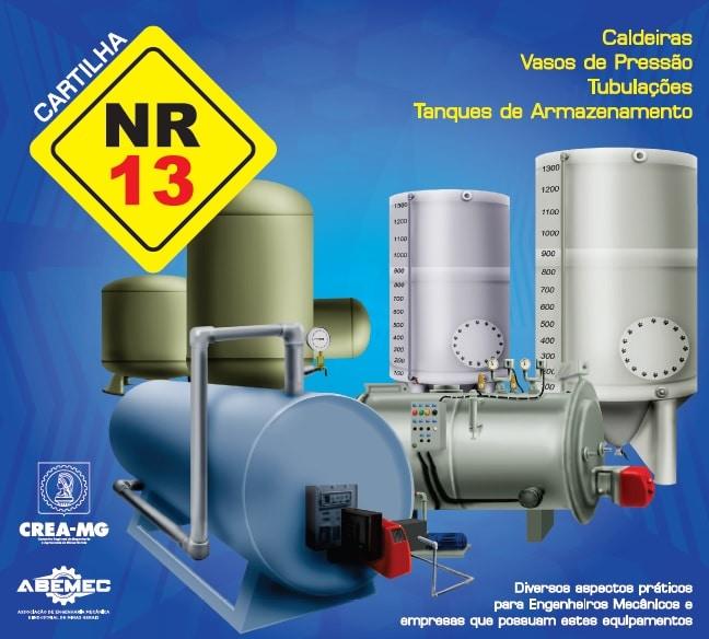 Resumo da NR13